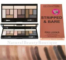 MAKEUP REVOLUTION STRIPPED & BARE Eyeshadow Palette SMOKEY Nudes BROWNS Neutral