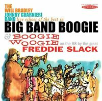 Will Bradley and Freddie Slack - Live Echoes of the Best in Big Band Boogie [CD]