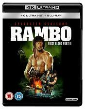 Rambo: First Blood Part II (4K Ultra HD + Blu-ray) Sylvester Stallone