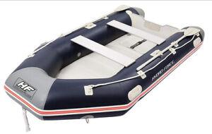 Bestway Hydro-Force Sportboot-Set Mirovia Pro, für 4 Erwachsene und 1 Kind Neu