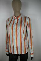LACOSTE Camicia Shirt Maglia Chemise Hemd Tg 42 Woman Donna C