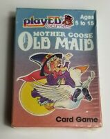 Mother Goose Old Maid Card Deck New Russell 1984 Vintage NEW and SEALED