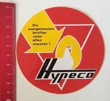 Aufkleber/Sticker: Hypeco - De Aangewezen Broiler Voor Elke Mester (160516200)
