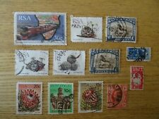 SOUTH AFRICA - USED POSTAGE STAMPS
