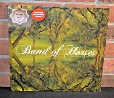 BAND OF HORSES - Everything All The Time, Limited RED VINYL + DL New & Sealed!