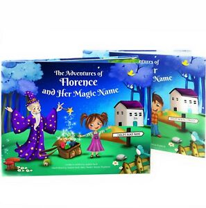 Clever Personalised Story Book for Children - Keepsake Gift  - PAPERBACK