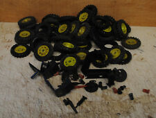 BRITAINS 1/32 MB TRAC 1500 TRACTOR SPARES (WHEELS & PARTS ) SEE PIC