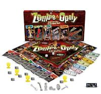 Zombie Opoly Monopoly Board Killer Game Where Fun Never dies NEW Made in USA