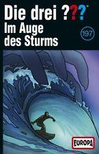 Die drei ??? Fragezeichen - Folge 197: Im Auge Des Sturms (MC) ab dem 24.05.19 !