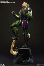 Lex Luthor Power Suit Premium Format Figure Statue SIDESHOW TOYS