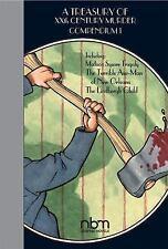 A TREASURY OF XX CENTURY MURDER COMPENDIUM 1 - GEARY, RICK (COM) - NEW HARDCOVER