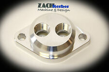 V Drive Jet Boat Billet Aluminum Water Outlet for SBC & BBC