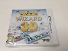 WORD WIZARD 3D  . Pal España..Envio Certificado..Paypal