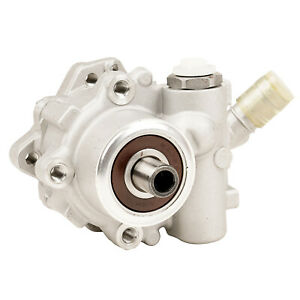 Omix Power Steering Pump, 3.8L; 07-11 for Jeep Wrangler JK 18008.22