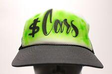 $ Cars - Espèces Argent - Camionneur Style Casquette Snapback Boule Chapeau