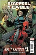Deadpool and Cable Split Second (2016)  #1 to 3 Complete    NM- to NM/M