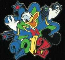 Dated Mystery 2012 Donald Duck Disney Pin 88127