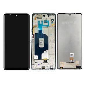 For LG Stylo 6 Q730AM Q730TM Q730VM LCD Display Touch Screen Digitizer Frame USA