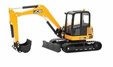 TOMY Britains Bagger JCB MIDI Kettenbagger Kinder Baustellenfahrzeug Spielzeug