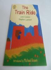 Share a story,the train ride book,