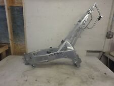 1990 Yamaha FZR 600 FZR600 Motorcycle Frame Chassis Straight