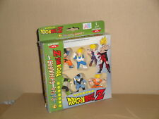 DRAGON BALL Z SUPER GUERERO BY AB TOYS COFFRET # 6 WHEN SIX FIGURES NEW IN BOX
