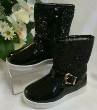 29 Scarpe Stivali neri per bambini dai 2 ai 16 anni