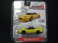 Jada Honda NSX Type R 2002 Widebody JDM Tuners 14036 W1a 1/64