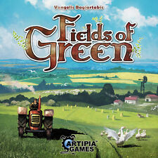 Fields of Green: PRESALE board game stronghold New