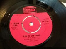 CLINTON FORD . RUN TO THE DOOR . 1966 original issue . CLASSIC 1960's HIT