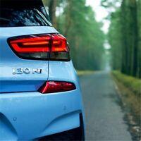 OEM chrome trunk emblema badge sigle sticker adhesivo para Hyundai I30 I30 N