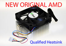 AMD HEATSINK COOLING FAN FOR ATHLON II X4 630-631-635-640-645 SOCKET AM3 NEW