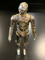 Vintage 1st 12 C-3PO Star Wars Action Figure 1977 Hong Kong - COMPLETE