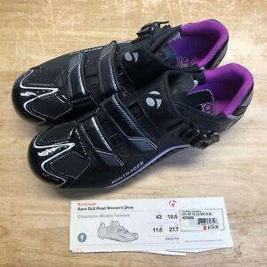 Bontrager Race DLX Road WSD Shoes - Women's - Black & Purple EU 43 / US 11.5