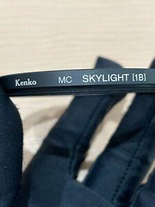 Kenko 58mm MC SKYLIGHT(1B) UV Filter *F40
