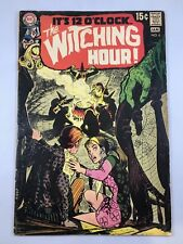 Its 12 O'clock The Witching Hour #6 | DC Comics | Silver Age (1970)
