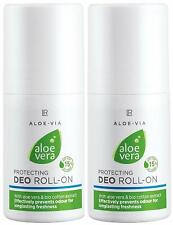 LR Aloe Vera Deo Roll-on without Alcohol, Reliable Protection - Set of 2