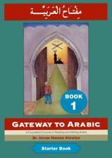 Gateway to árabe (libro 1) por Imran Alawiye Libro De Bolsillo 9780954083311N