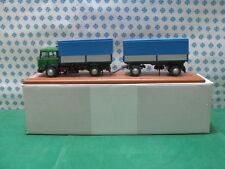 Truck - FIAT 190  cassone Telonato + articulated trailer - 1/43 Gila Modelli