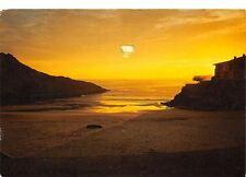 Spain Llanes (Asturias) Amanecer en la Playa del Sablon, sunset beach