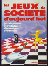 LES JEUX DE SOCIETE D AUJOURD HUI   terry djinn   editions de vecchi