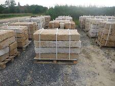 Sandstein-Blockstufe, Sandstein Treppenstufe 100 x 35 x 15 cm - ansehen!