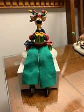 Yankee Candle Jar Candle Topper Reindeer