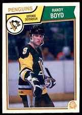 1983-84 O-Pee-Chee Randy Boyd #283