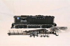 Front Range Powered Gp-9 Zebra Striped Gp-9 #715