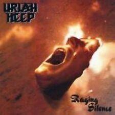 Raging Silence 5050749232328 by Uriah Heep CD