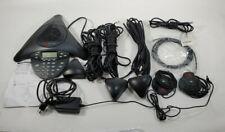 Polycom SoundStation IP 4000 IP4000 VoIP Conference Phone 2201-06642-601