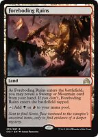 MTG Magic - (R) Shadows Over Innistrad - Foreboding Ruins - SP