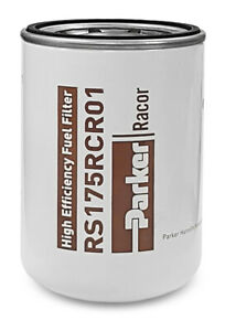 PARKER RACOR SPIN-ON FUEL FILTER ELEMENT RS175RCR01
