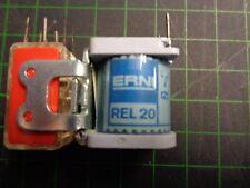 1 x ERNI REL 20 Schnappschalter
